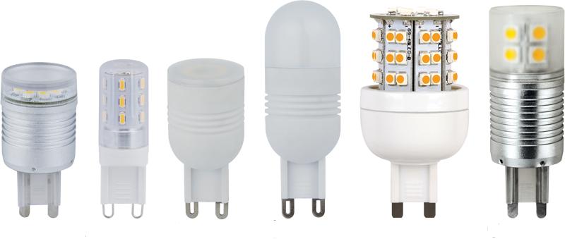 LED-лампы с цоколем