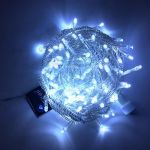 """Влагозащищенная светодиодная гирлянда-нить """"Твинкл"""" 10м IP54"""