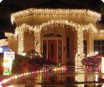 лучшее украшение козырьков крыш, балконов и перил.  Ни один Новый Год не обходится без украшений и декоративной...