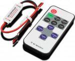Мини диммер с РАДИО пультом управления 12V 72W Premium