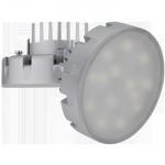 Лампа светодиодная GX53 12Вт с радиатором Premium
