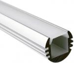 Алюминиевый закругленный профиль