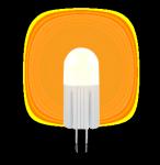 Светодиодная лампа G4 2Вт 220Вольт