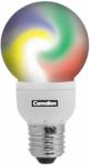 "Светодиодная лампа ""Шар"" 5Вт Е27 60мм RGB"