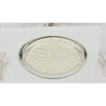 Встраиваемый светильник GX53 квадратный плоский