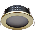 Встраиваемый светильник GX53 влагозащищенный