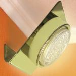 Настенный угловой светильник GX53 N82
