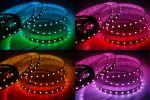 Светодиодная лента RGB (разноцветная)
