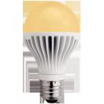 Светодиодная лампа Classic A60 Золотистая 8.1Вт