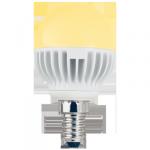 Светодиодная лампа-шар G45 Золотистая 4.2Вт Е14
