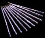 Светодиодная гирлянда Тающие сосульки 5шт по 100см