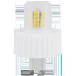 Светодиодная лампа G9 7.5Вт керамика Premium