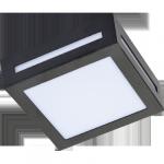 Светодиодный влагозащищенный светильник Квадрат
