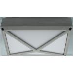 Светодиодный влагозащищенный светильник Прямоугольник-Пирамида