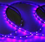 Светодиодная светодиодная лента SMD3528 Q120 Ультрафиолетовая