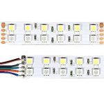 Светодиодная лента Мультицвет (RGB+White) SMD5050 Q144