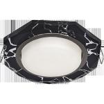 Потолочный декоративный светильник GX53 8-угольник