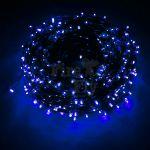 Гирлянда для деревьев КЛИП-ЛАЙТ 100м (с трансформатором) Синий