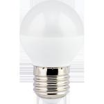 """Светодиодная лампа """"шар"""" 7Вт"""