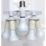 Комплект светодиодных ламп E40 120Вт