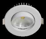 Светодиодный светильник встраиваемый 5Вт