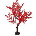 """Светодиодное дерево """"Сакура"""" 1.8м Красный"""