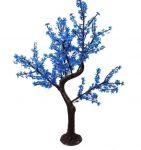 """Светодиодное дерево """"Сакура"""" 1.8м Синий"""