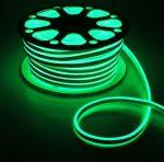 Комплект гибкий светодиодный двухсторонний неон 50м с сетевым шнуром