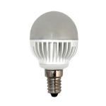 """Светодиодная лампа """"шар"""" 4.2Вт Е14"""