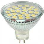 """Светодиодная лампа """"MR16"""" 3Вт GU5.3"""
