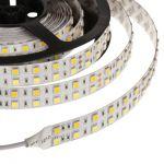 Яркая светодиодная лента повышенной мощности (светодиоды в 2 ряда)
