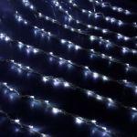 Влагозащищенная Гирлянда Светодиодный Дождь 2х6м с динамикой