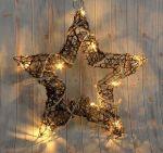 Новогодний световой декор