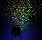 Лазерный проектор (металл), 1 проецируемая картинка