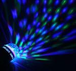 """Лампа-проектор  """"Хрустальный шар"""" работает от USB"""