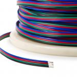 Шлейф RGB 4*0,5мм