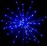 Светодиодный ёжик 45 см Мерцающий