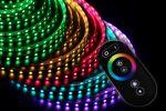 Светодиодная лента 24V SMD5050 30Led 7.2W RGB
