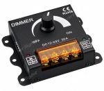 Диммер с потенциометром 12V 360W Premium