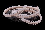 Светодиодная влагозащищенная гибкая лента Dip Led 96Led Теплый Белый