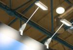 Светодиодный светильник на кронштейне 21Вт