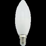 """Светодиодная лампа """"свеча"""" 9Вт Premium"""