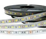 Влагозащищенная светодиодная лента SMD5050 60Led IP68 1050Lm/м