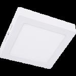 Светодиодный накладной светильник Квадрат 6Вт