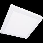 Светодиодный накладной светильник Квадрат 24Вт