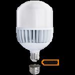 Светодиодная лампа высокой мощности 100W E27/Е40