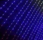 Гирлянда Светодиодный дождь 2х3м Флаг России