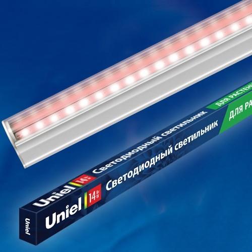 Светодиодный светильник для растений 870мм 14Вт (светло-розовое свечение)