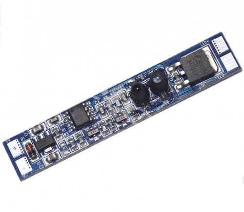 Выключатель на взмах, встраиваемый в профиль для ленты 12V 60W