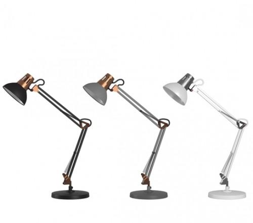 Настольный светильник на подставке 60Вт E27 LOFT